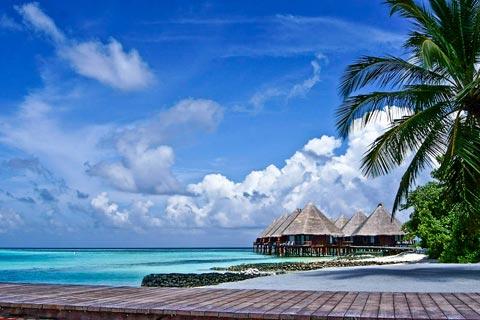 Indischer Ozean – Inseln im Indischen Ozean