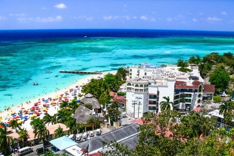 Reiseziele für Urlaub auf Jamaika - Montego Bay