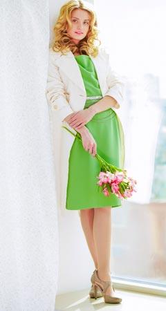 Kleider – für den femininen Look