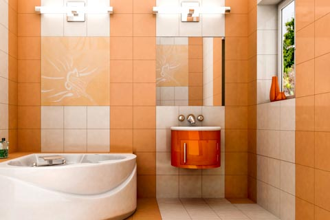 Farbgestaltung für Badezimmer | Ideen Farben für Badezimmer