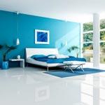 weiter zu - Farbgestaltung für Schlafzimmer