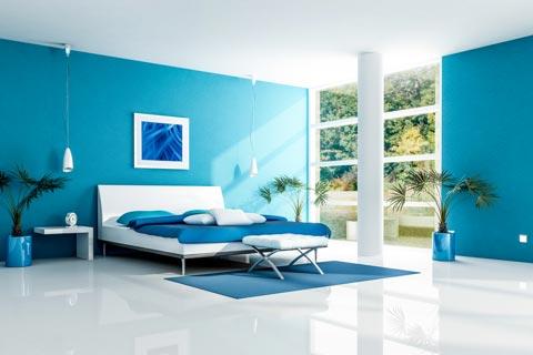 Farbgestaltung für Schlafzimmer | Ideen Farben für Schlafzimmer