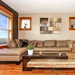 weiter zu - Farbgestaltung für Wohnzimmer