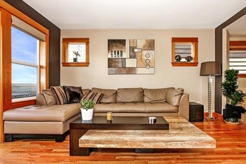 Farbgestaltung Für Wohnzimmer U2013 Ideen Für Harmonische Farben