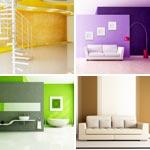 weiter zu - Farbgestaltung für Wände
