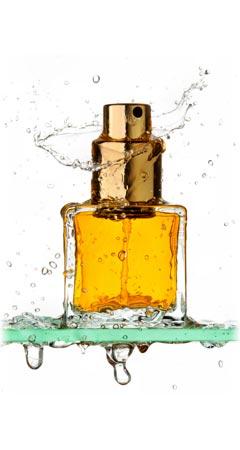 Herstellung von Parfum