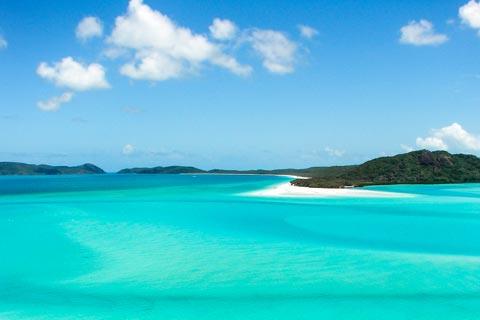 Reiseländer und Reiseziele in Ozeanien
