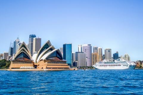 Reiseziele für Urlaub in Australien - Sydney