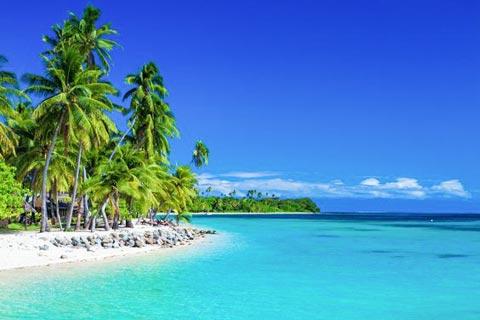 Reiseziele für Urlaub auf den Fidschi Inseln