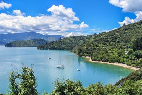 Reiseziele für Urlaub in Neuseeland