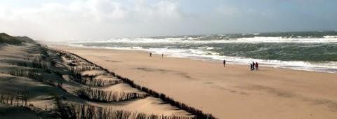 Die Insel Sylt: List - Die feinkörnigen langen Sandstrände inmitten der urwüchsigen Dünenlandschaft bieten beste Voraussetzungen für mehr als nur ein Sonnenbad und eine Abkühlung im Meer.