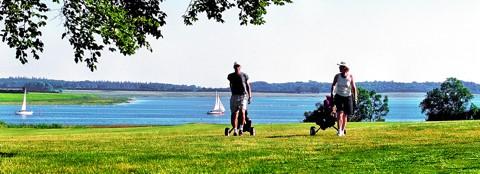 Golf spielen im Kurzurlaub in Dänemark