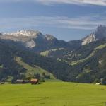 weiter zu - Gstaad - Schweizer Alpen