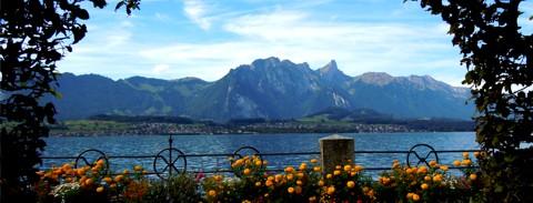 Wellnessurlaub in der Schweiz am Thunersee