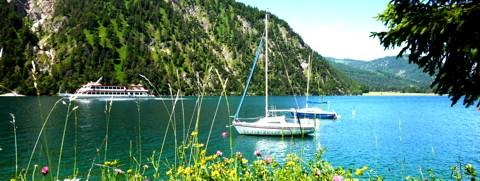 Wellness genießen im Urlaub am Achensee