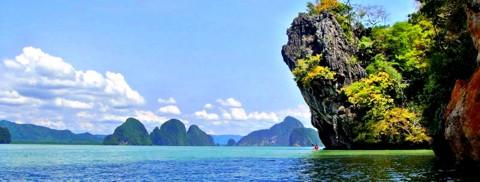Reiseziele im April - Thailand