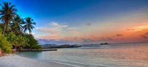 Reiseziele im Februar - Malediven