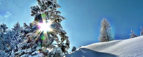 Reiseziele im Januar - die Schweiz