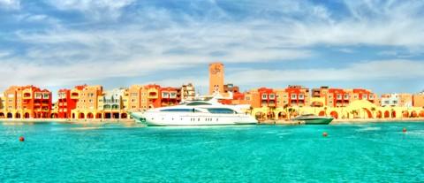 Reiseziele im Herbst - Ägypten, Hurghada