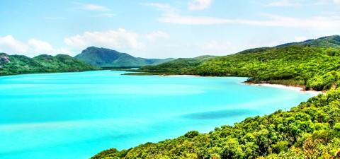 Reiseziele im Herbst - Australien, Great Barrier Reef