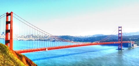 Reiseziele im Juli - San Francisco