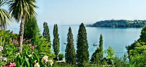 Reiseziele im Juni - Bodensee
