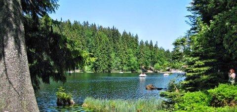 Reiseziele im Mai - Bayerischer Wald