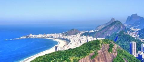 Reiseziele im September - Brasilien