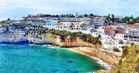 Reiseziele im Sommer - Algarve