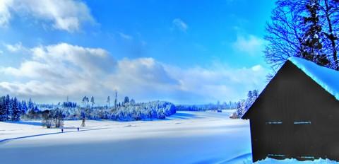 Reiseziele im Winter - Schwarzwald