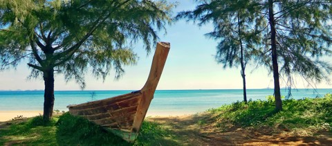 Schöne Reiseziele in Thailand