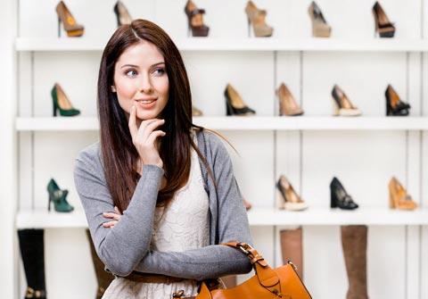 Was Sie über Schuhgrößen wissen sollten