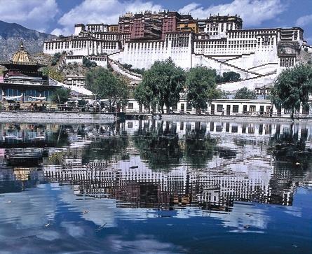 Kulinarische Reise durch Tibet: Tibet, das Dach der Welt