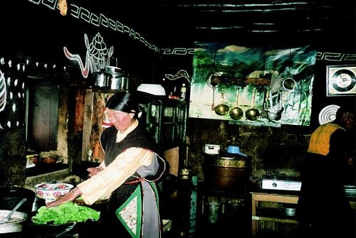 Kulinarische Reise durch Tibet: Tibetische Küche