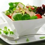 weiter zur Übersicht - Leckere Salate - Rezepte