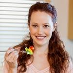 weiter zu - Naturbelassene Lebensmittel wählen