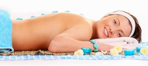 Wellness-Massage – loslassen und genießen