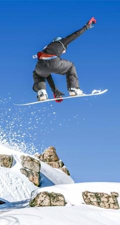 Wintersport – Wintersportarten