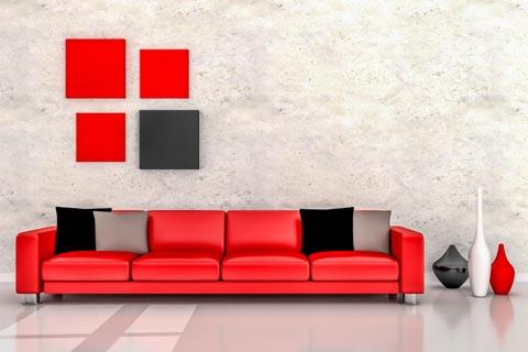 Farben, die zu Rot passen | Welche Farben passen zu Rot?