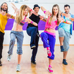 weiter zu - Abnehmen mit Tanzen
