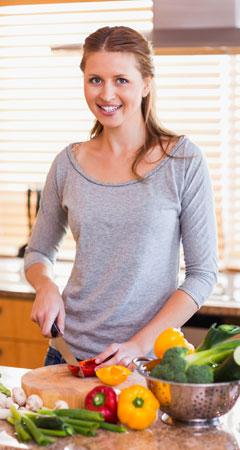 Nachhaltig Abnehmen durch richtige Ernährung