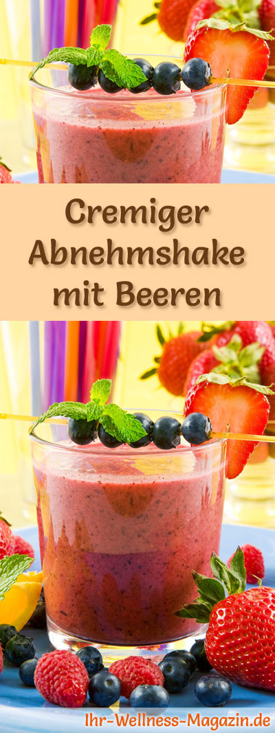 abnehmshake mit beeren smoothie eiwei shake zum selber machen. Black Bedroom Furniture Sets. Home Design Ideas
