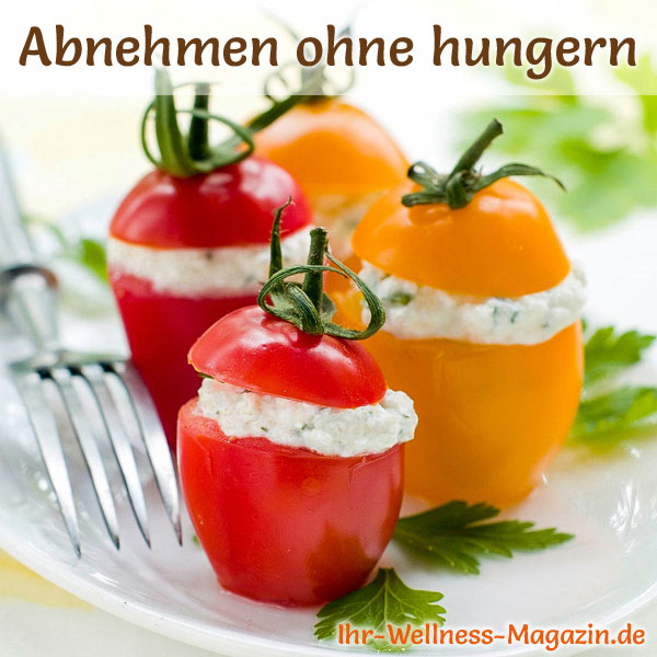 gef llte tomaten abnehmen ohne zu hungern. Black Bedroom Furniture Sets. Home Design Ideas