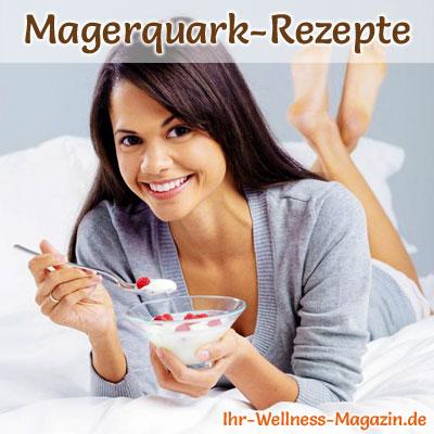 Magerquark-Rezepte zum Abnehmen