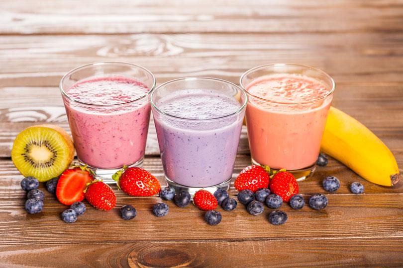 Über 25 Buttermilch-Diät-Shakes