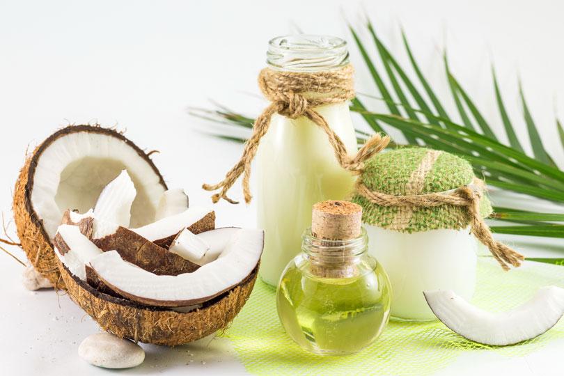 Über 20 DIY-Rezepte für Kokosöl-Kosmetik