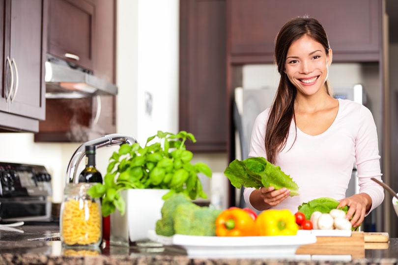 Diätpläne mit einfachen Rezepten zum Abnehmen