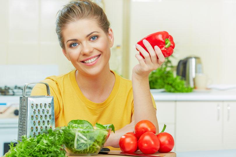 Saisonküche -  saisonelle Rezeptideen für alle Jahreszeiten