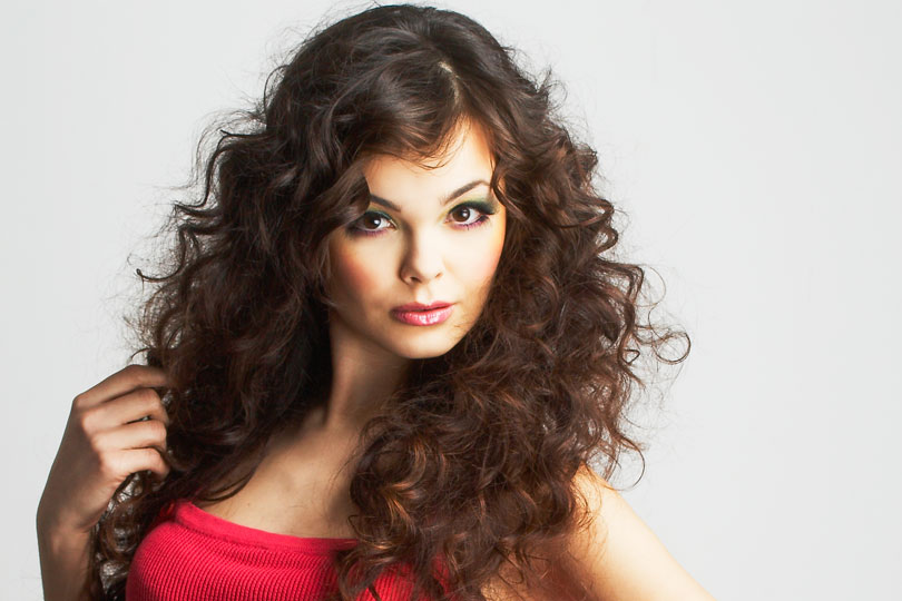 Schöne Lange Frisuren Mit Locken Bildergalerie