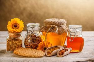 Propolis - Gesundheit aus dem Bienenstock